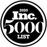 2020 Inc 5000 List