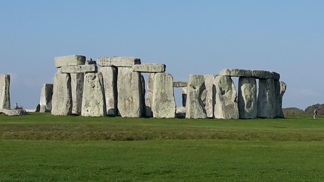 SMART Goals and Stonehenge (photo taken October 2015)