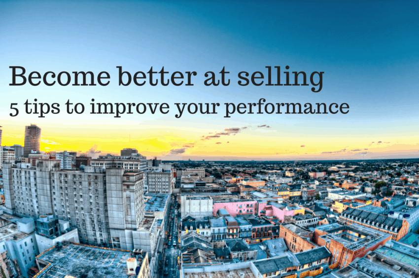 5 sales tips
