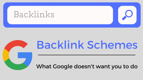 Backlink Schemes - Building Backlinks