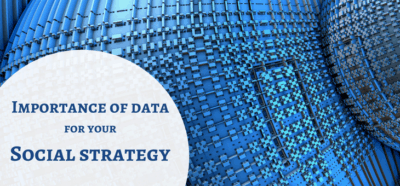 Importance of Data for Social Strategy