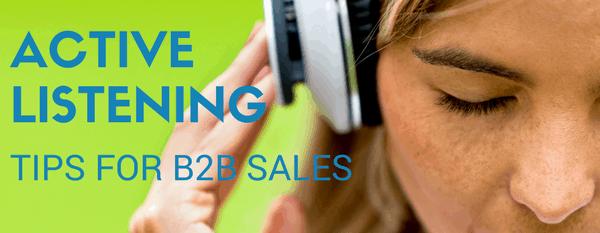 DemandZEN Blog - Better Active Listening in Sales