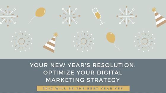 Optimize your digital marketing strategy
