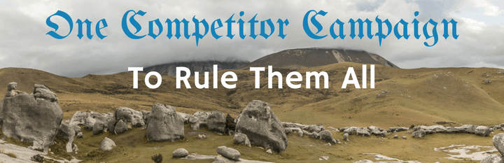 Competitor Advertising