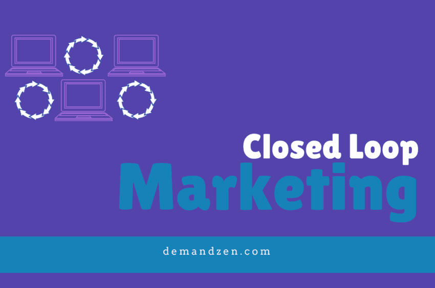 DemandZEN - closed loop marketing