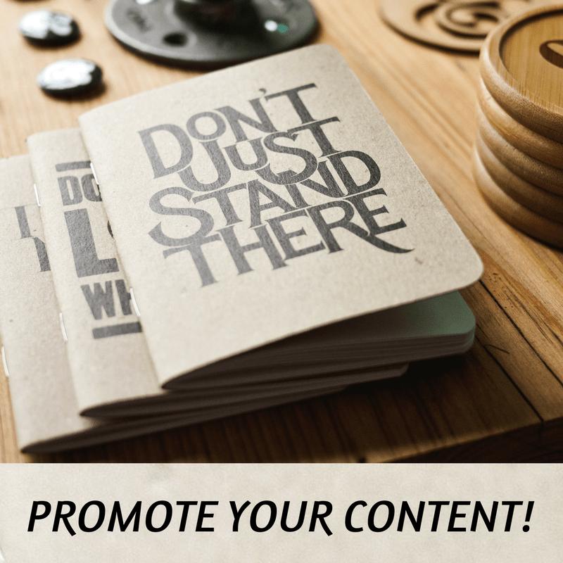 DemandZEN - content promotion best practices