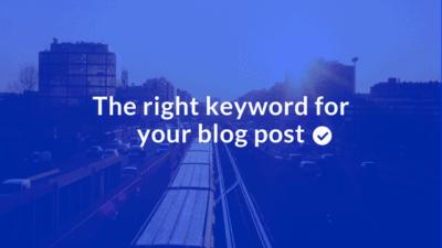 DemandZEN - seo keyword research for your blog