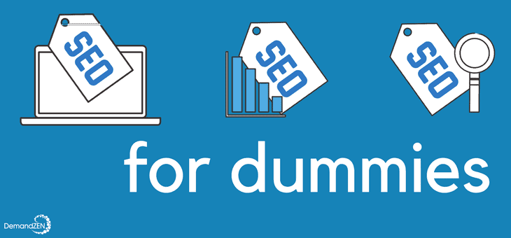 search engine optimization for dummies 2018