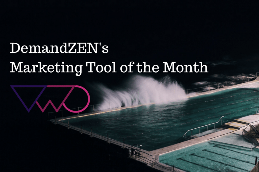 vwo tool of the month