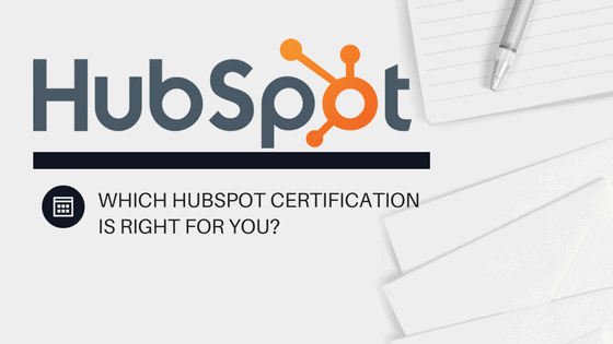 Which HubSpot certification is right for you?