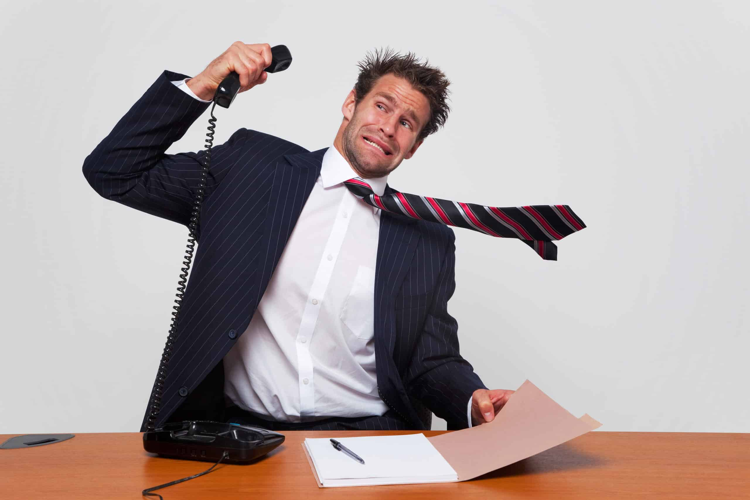 Make sure you're not disturbing your potential customers when making cold calls