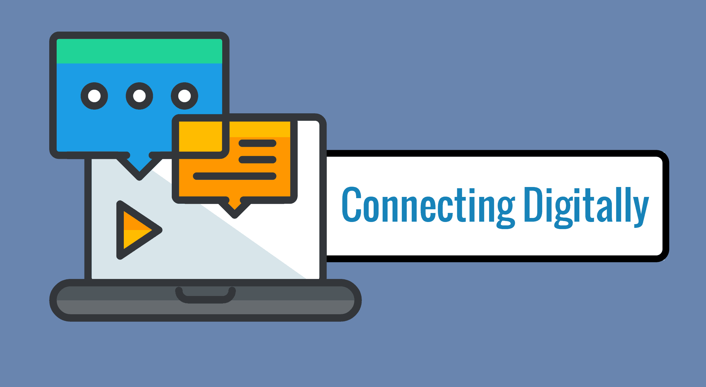 connecting with customers digitally