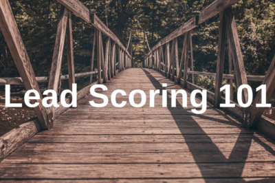 demandzen blog - leadscoring 101