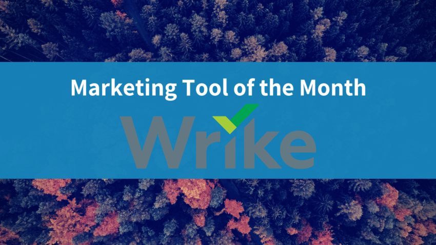 marketing tool of the month wrike dz blog