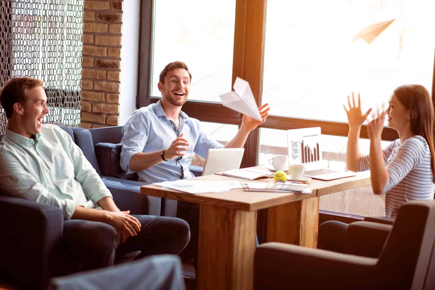 motivate your sales team - networking