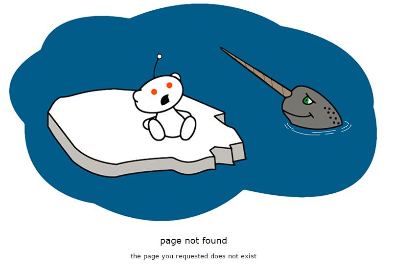 reddit 404 error