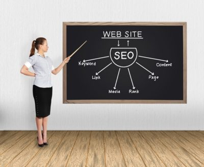 teaching seo for dummies