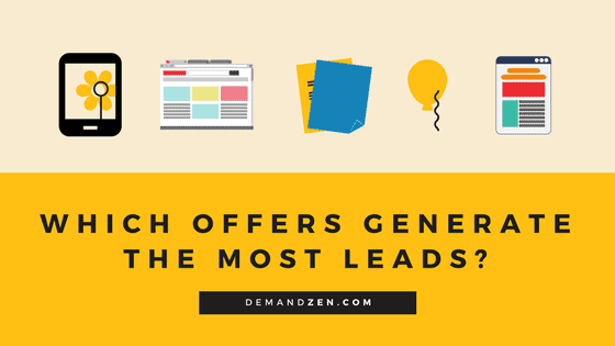 Which lead generation offers work?
